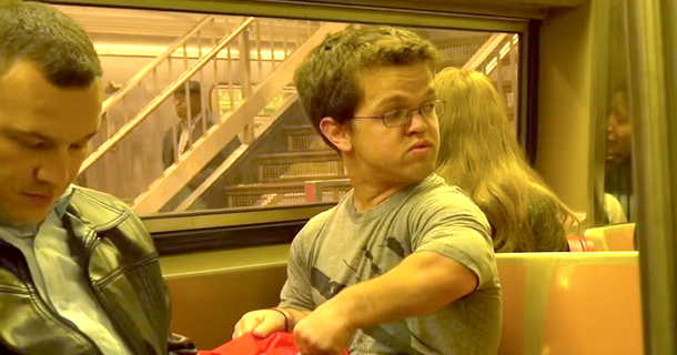 Man With Dwarfism Wore A Hidden Camera To Reveal How Painfully Cruel People Can Be